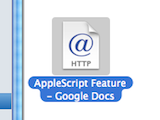 Illustration for article titled Integrate Google Docs into Your Existing Document Folders with URL Shortcuts