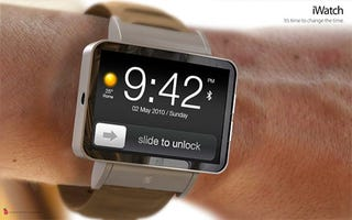 Illustration for article titled Apple iWatch Concept Needs To Be Made