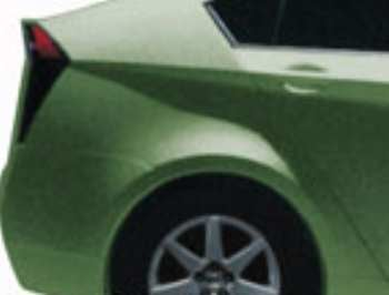 Illustration for article titled Spy Photos: Not the Next-Gen Prius, Potentially