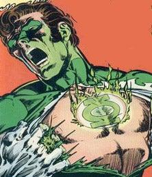 Illustration for article titled Green Lantern Movie Goes Back To The Drunken Master