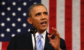 President Barack ObamaLARRY DOWNING/AFP/Getty Images