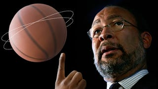 Illustration for article titled Did New Clippers CEO Dick Parsons Really Play College Basketball? [Update]