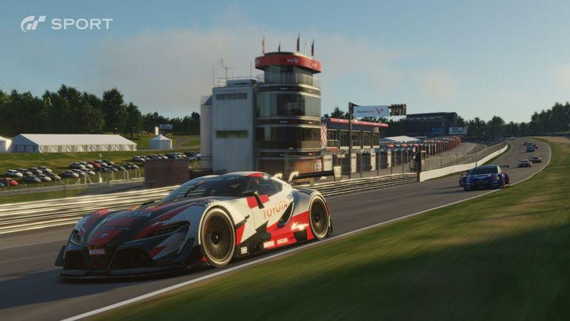 Illustration for article titled Here are the actual screenshots of Gran Turismo Sport