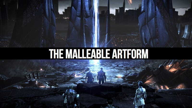 Illustration for article titled Why I'm Glad BioWare Might Change Mass Effect 3's Ending For the Fans