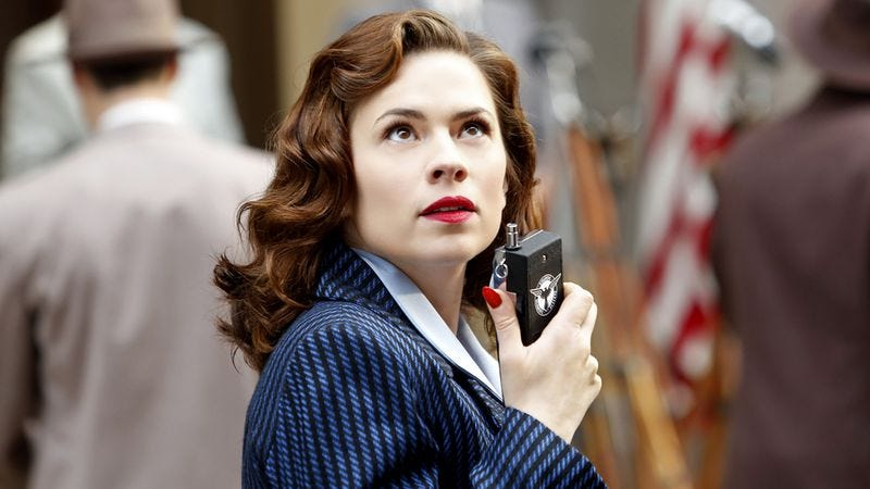 Illustration for article titled Hayley Atwell wants the title role in Doctor Who, internet is down for that