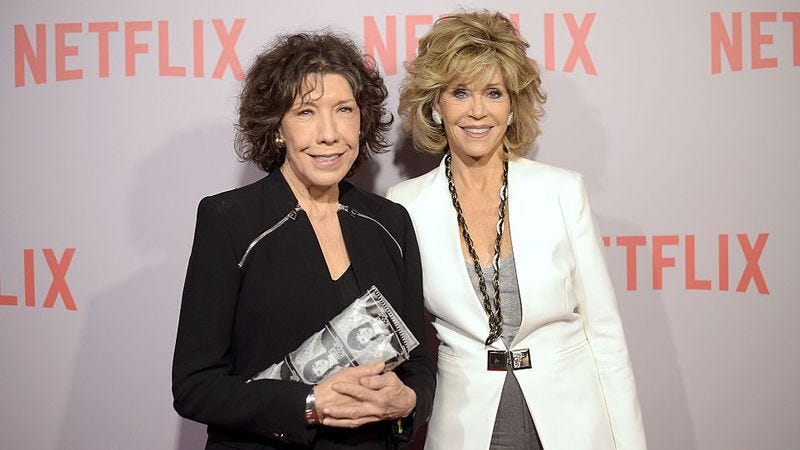 Lily Tomlin's got one! (Photo: Jason Kempin / Getty Images)