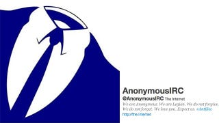 Illustration for article titled Anonymous Hits Universal Music And Viacom