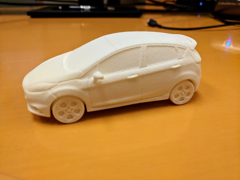 Illustration for article titled Post your models/toys of your real car