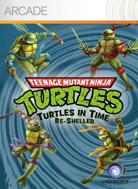 """Illustration for article titled TMNT: Turtles in Time Re-Shelled Micro Review: """"We're Really Hip"""""""