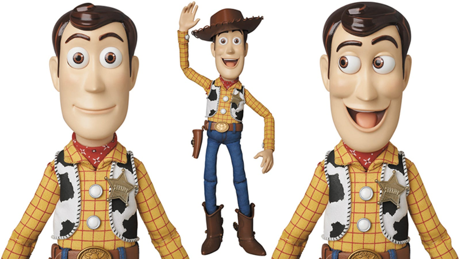 74c441efd8dce Heres the most perfect screen accurate toy story woody you can buy jpg  1600x900 Woody toy