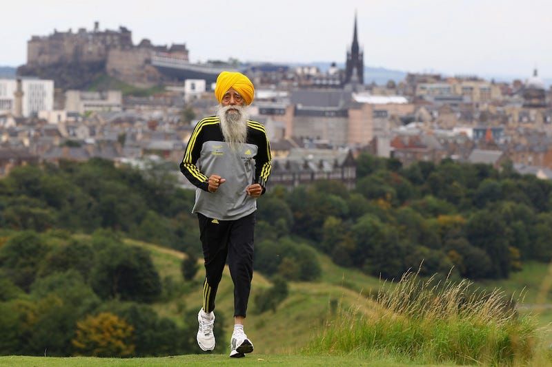 Illustration for article titled 101-Year-Old Man Retires From Running Marathons, Shaming You