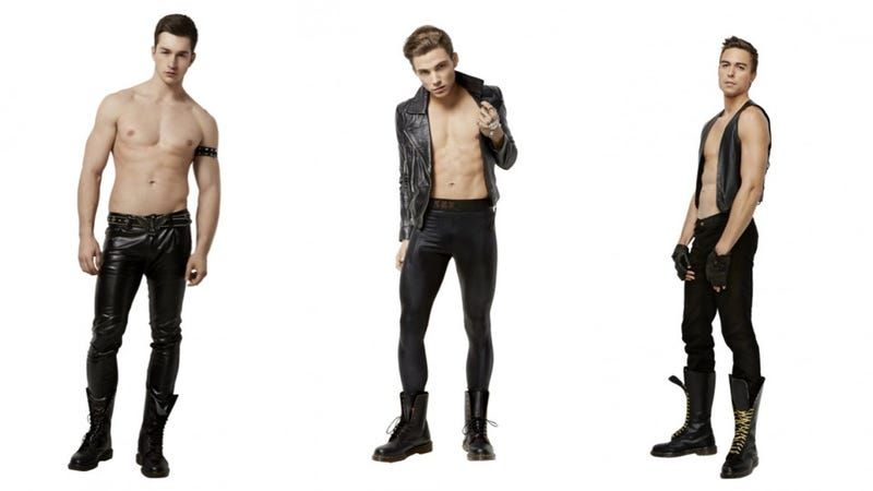 Illustration for article titled Here Are Some of the Dudes Competing in Cycle 20 of ANTM