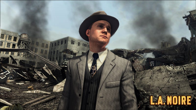Illustration for article titled For $4, New Case Adds More of a  'Video Game' Tone to L.A. Noire