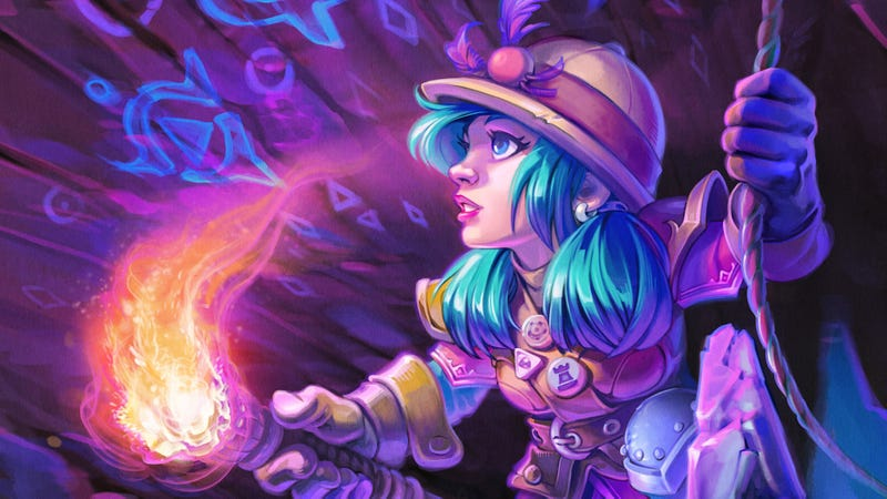 Illustration for article titled The Best Part of Hearthstone Is Learning How to Play