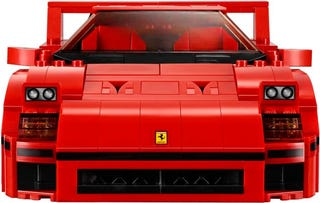 Illustration for article titled Steal of the Year? Ferrari F40 LEGO Model is $90, Has 1158 Pieces