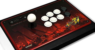 Illustration for article titled More MadCatz Street Fighter Tourney Sticks Coming