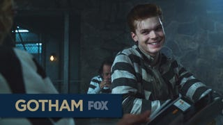 This First Clip From the <i>Gotham</i> Season Premiere Is Already Completely Bonkers