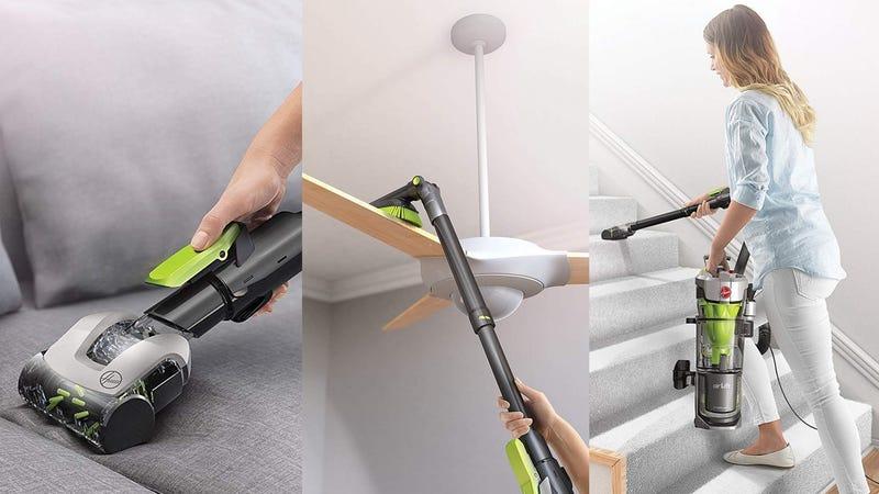 Hoover Vacuum Cleaner Air Lift Deluxe | $80 | Amazon