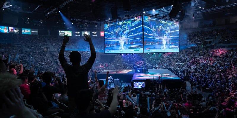 Illustration for article titled He visto el mayor campeonato de juegos de pelea del planeta y ha sido tan emocionante como el mundial de fútbol