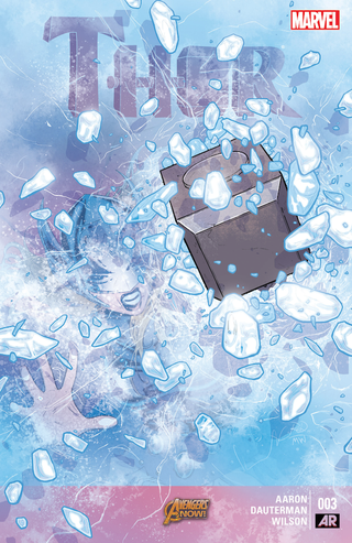 Illustration for article titled Thor #3 Proves You Don't NEED a Hammer To DROP The Hammer