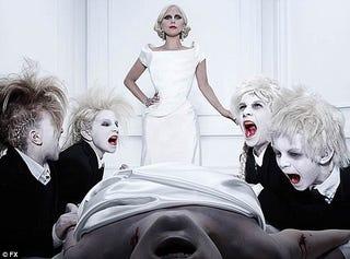 Illustration for article titled American Horror Story: The Vanishing of the Vampire