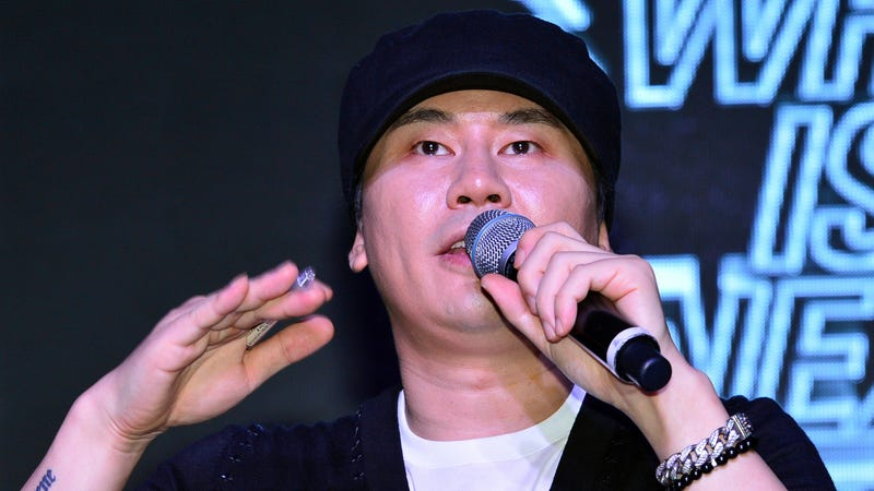 Yang Hyun-suk, Founder/Head of YG Entertainment
