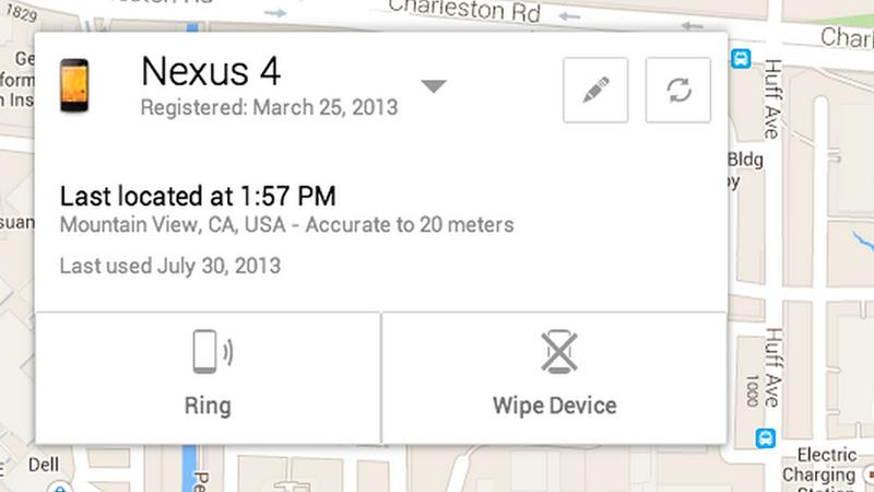 ¿Has perdido tu móvil Android? Google lo encuentra por ti