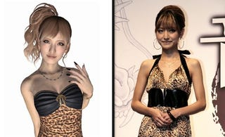 Illustration for article titled Which Of These Ladies Looks Like Their In-Game Counterpart?