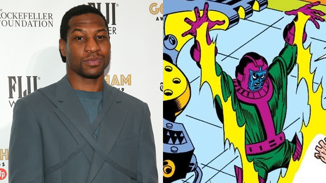Kang on, Marvel s Ant-Man 3 Might Have Just Nabbed Lovecraft Country s Jonathan Majors