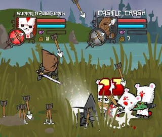 "Illustration for article titled Castle Crashers for XBLA ""Completely Completed"""