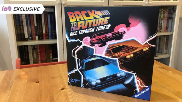 Our Exclusive First Look at the New Back to the Future Game Is Also Our Last Look, That s How Time Travel Works Right?