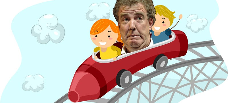 Illustration for article titled Top Gear Theme Park Rides Might Be Coming