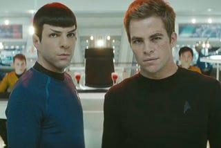 Illustration for article titled Star Trek Boldly Goes Where No Trek Has Gone Before