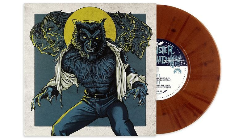 Illustration for article titled Mondo is bringing The Monster Squad to vinyl this May