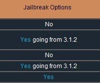 Illustration for article titled Jailbreak Matrix  Matches Your iOS Device to the Right Jailbreak Tool