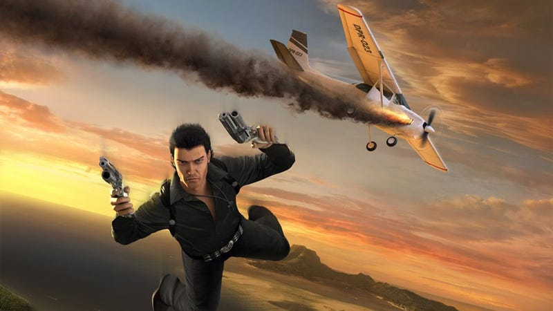 Illustration for article titled Just Cause 3 Coming Next Year