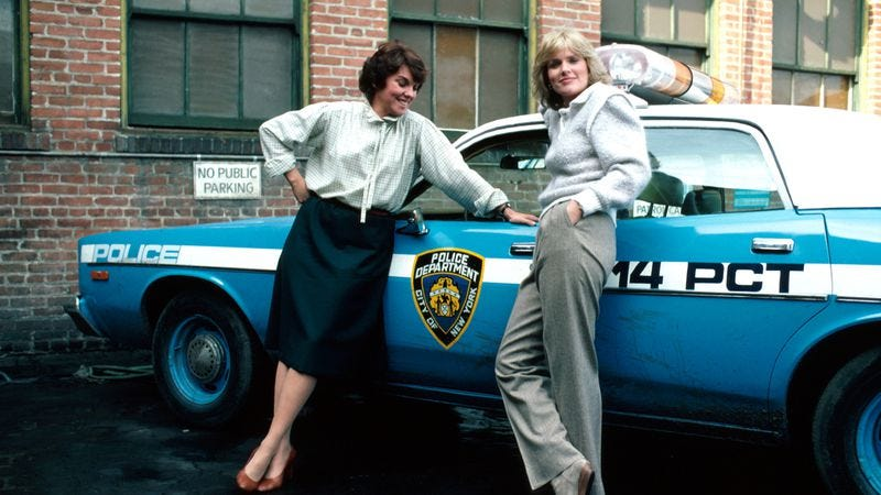 Illustration for article titled Cagney & Lacey survived two cancellations and multiple re-castings to become a TV groundbreaker