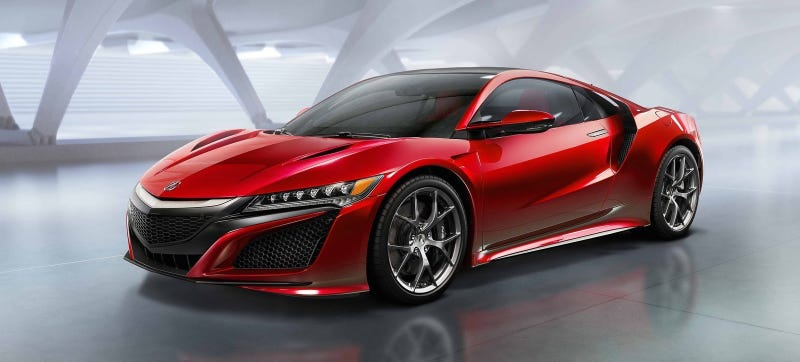 Illustration for article titled This Is Your Stunning 2016 Acura NSX Mega Photo Gallery