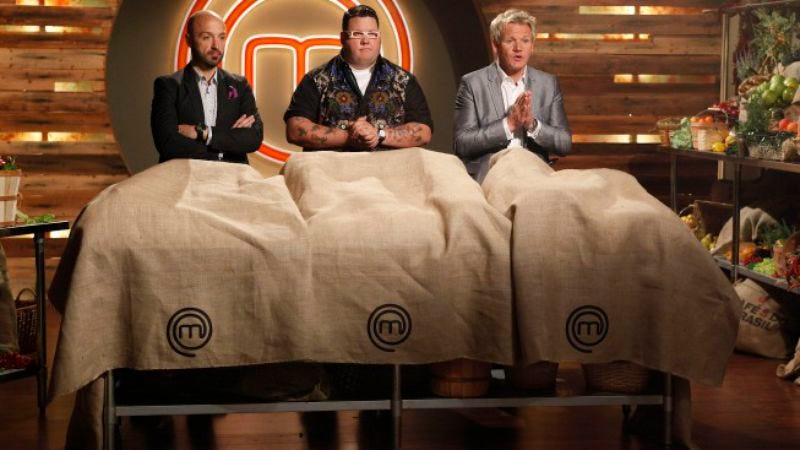 "Illustration for article titled MasterChef: ""Top 4 Compete""/""Top 3 Compete; Winner Revealed"""