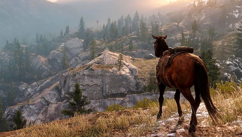 Upcoming 'Red Dead Redemption 2' Expansion Allows Players To