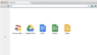 Illustration for article titled Quickly Access Google Docs in One Click with The New Chrome Webapps