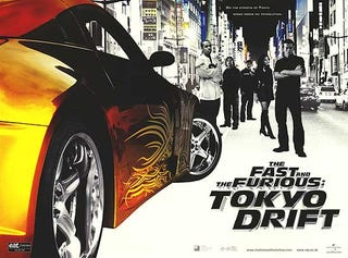Illustration for article titled Tokyo Drift's Timeline Placement Is Strangely Accurate.