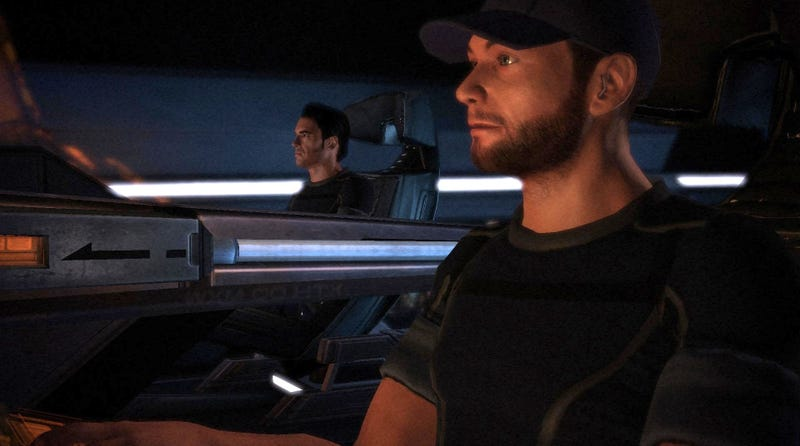 Illustration for article titled Looks Like There's New Mass Effect 3 DLC on the Way