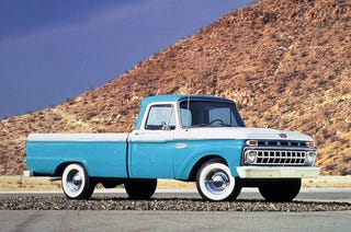 Illustration for article titled Craigslist Love: The Joys Of The 1965 Ford F-100