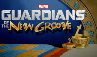 """Illustration for article titled Guardians Of The Galaxy is Marvel's """"New Groove"""""""