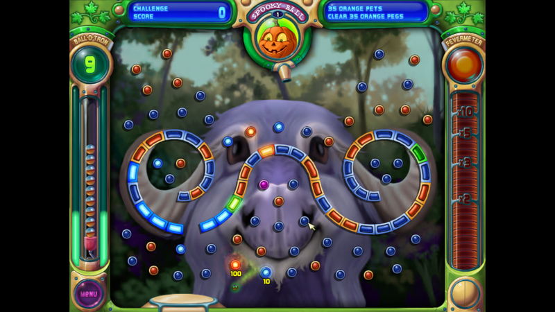 Illustration for article titled Peggle Has Proven to Be a Good Night-Ender