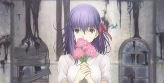 Illustration for article titled Enjoy the newest promo of Fate/Stay Night [Heaven´s Feel] movie