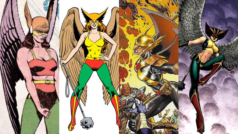 hawk girl meets hawkman What made dc use hawkgirl instead of the other hawk- why is hawkgirl featured in the justice league cartoons and not hawkman up vote 9 down vote favorite.