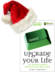 Illustration for article titled Win a Signed Copy of Upgrade Your Life with Your Top Timesaver of 2008