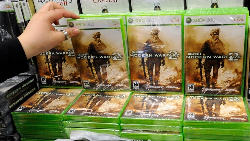 Illustration for article titled Norwegian Retailers Pull Warcraft, Call of Duty Titles in Light of Shooting